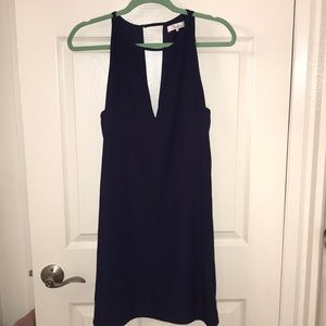 Parker Riviera Side Lace up Dress